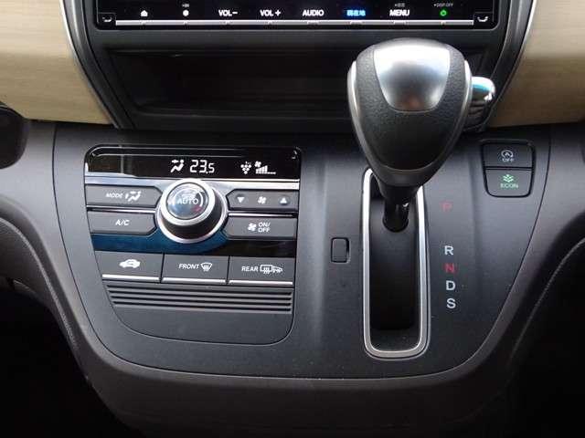 オートA/Cなら車内を自動で設定した温度に保ってくれます☆