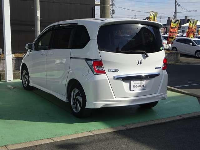「ホンダ」「フリード」「ミニバン・ワンボックス」「静岡県」の中古車7