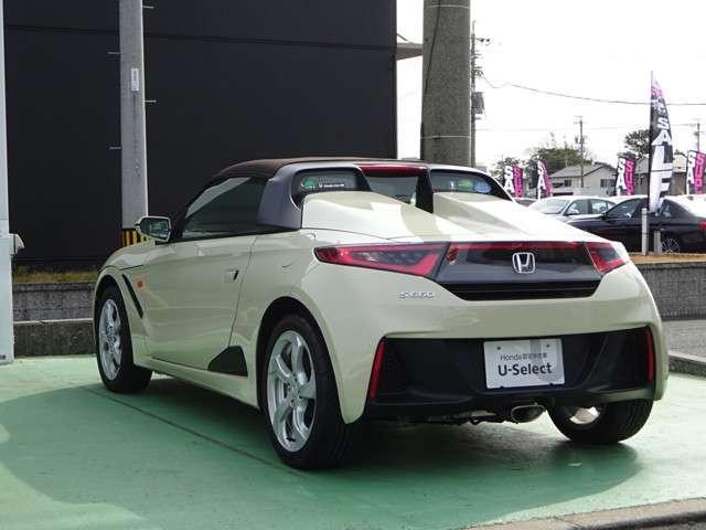 「ホンダ」「S660」「オープンカー」「静岡県」の中古車6