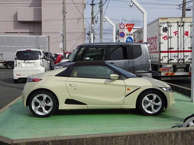 「ホンダ」「S660」「オープンカー」「静岡県」の中古車9