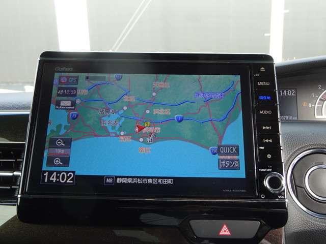 G・Lターボホンダセンシング 8インチNAVI ETC Rカメラ Bluetooh(14枚目)