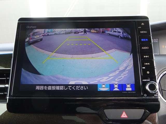 G・Lターボホンダセンシング 8インチNAVI ETC Rカメラ Bluetooh(15枚目)