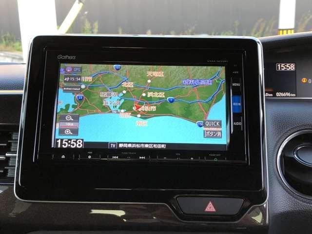 G・Lホンダセンシング NAVI ETC Rカメラ Bluetooh フルセグTV(10枚目)