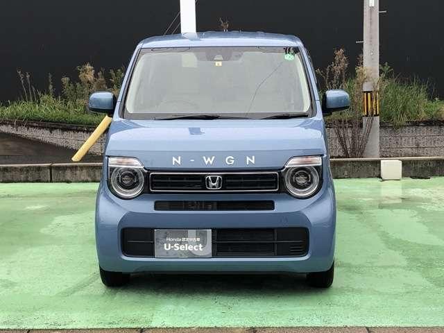 Lホンダセンシング 8インチNAVI Bluetooh ドラレコ USB フルセグ ETC クルコン LED クリアランスソナー シートヒーター 禁煙車 ワンオーナー スマートキー アイドリングストップ 盗難防止装置(2枚目)