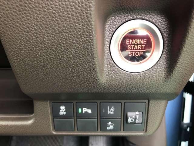 Lホンダセンシング 8インチNAVI Bluetooh ドラレコ USB フルセグ ETC クルコン LED クリアランスソナー シートヒーター 禁煙車 ワンオーナー スマートキー アイドリングストップ 盗難防止装置(15枚目)