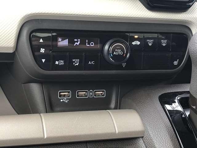 Lホンダセンシング 8インチNAVI Bluetooh ドラレコ USB フルセグ ETC クルコン LED クリアランスソナー シートヒーター 禁煙車 ワンオーナー スマートキー アイドリングストップ 盗難防止装置(18枚目)