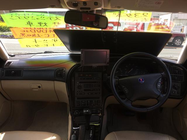 「サーブ」「9-5シリーズ」「ステーションワゴン」「静岡県」の中古車8