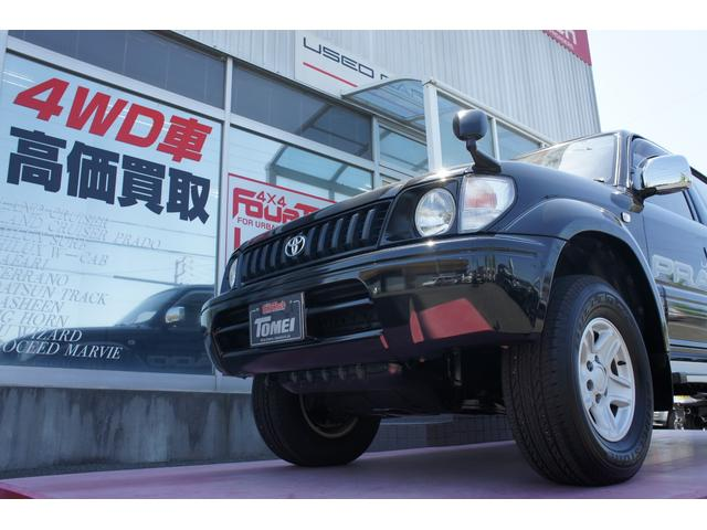 トヨタ ランドクルーザープラド RXタイプS ディーゼルTB サンルーフ ナビ 1オーナー