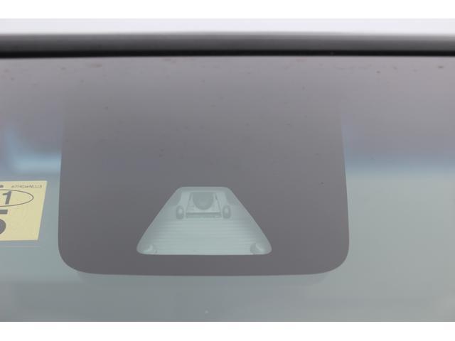 スマートアシスト搭載!レーザーレーダーと単眼カメラで情報を認識し、運転を支援します。