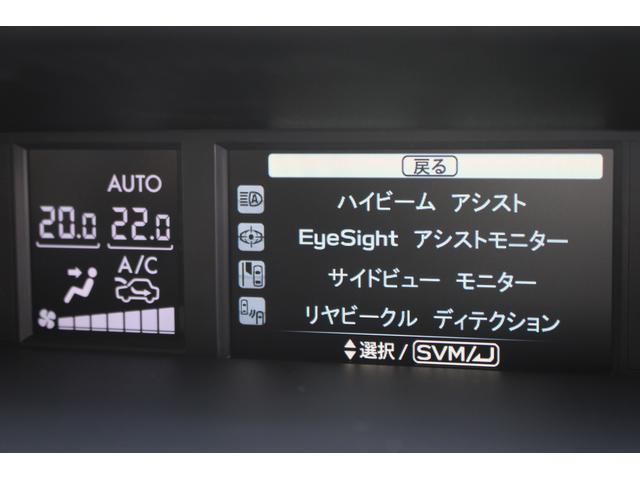 1.6GT-S アイサイト ver.3 ナビ Rカメラ(70枚目)