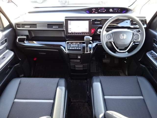 ホンダ ステップワゴン 1.5 モデューロX ホンダ センシング 7人乗り メモリーナビ