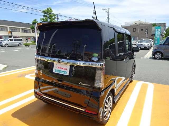 G・ターボLパッケージ 軽自動車 メモリーナビ フルセグTV(2枚目)