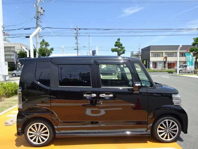 G・ターボLパッケージ 軽自動車 メモリーナビ フルセグTV(14枚目)