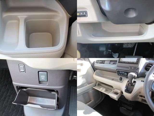 Gホンダセンシング 軽自動車 メモリーナビ フルセグTV L(14枚目)