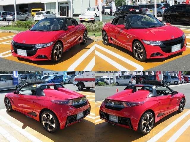 「ホンダ」「S660」「オープンカー」「静岡県」の中古車5