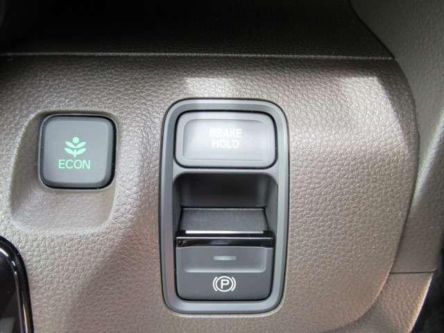 Lホンダセンシング 当社デモカー ギャザズメモリーナビ リアカメラ フルセグTV USB接続端子 ETC ホンダセンシング 衝突軽減ブレーキ 誤発進抑制機能 アイドリングストップ オートエアコン スマートキー(17枚目)