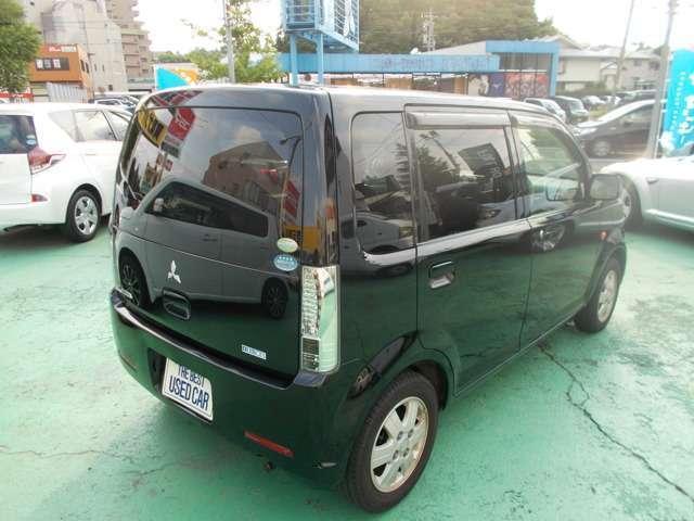 「三菱」「eKワゴン」「コンパクトカー」「静岡県」の中古車7