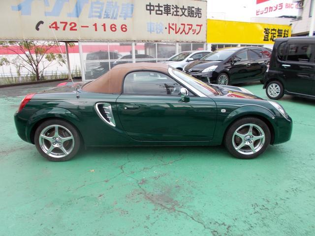 「トヨタ」「MR-S」「オープンカー」「静岡県」の中古車5