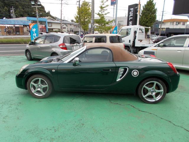 「トヨタ」「MR-S」「オープンカー」「静岡県」の中古車6