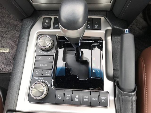 ZX メーカーナビ メーカーリアエンターテイメント マルチテレインモニター トヨタセーフティセンス スマートキー プッシュスタートFRモデリスタエアロ OCS RCC LDA AHB BSM 茶革シート(32枚目)