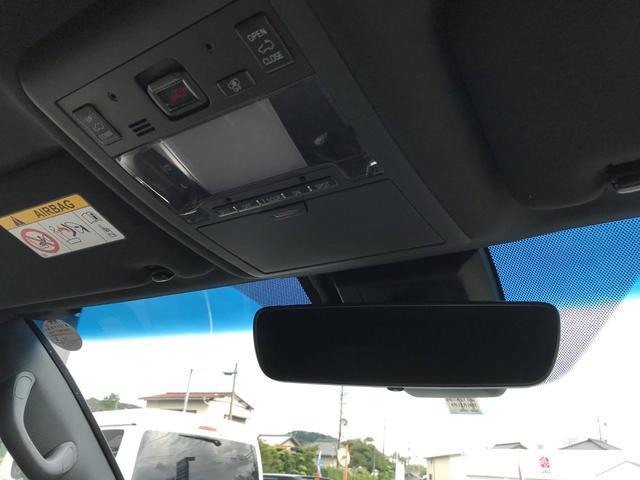 ZX メーカーナビ メーカーリアエンターテイメント マルチテレインモニター トヨタセーフティセンス スマートキー プッシュスタートFRモデリスタエアロ OCS RCC LDA AHB BSM 茶革シート(40枚目)