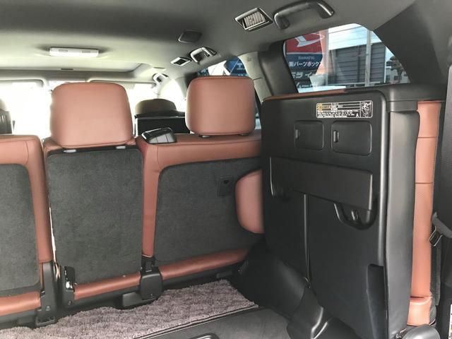 ZX メーカーナビ メーカーリアエンターテイメント マルチテレインモニター トヨタセーフティセンス スマートキー プッシュスタートFRモデリスタエアロ OCS RCC LDA AHB BSM 茶革シート(78枚目)