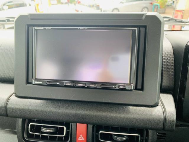 XC スズキセーフティサポート LEDライト SDナビTV バックカメラ ETC プッシュスタート BTオーディオ 社外ホイール(185/85R16) 電格ミラー(12枚目)