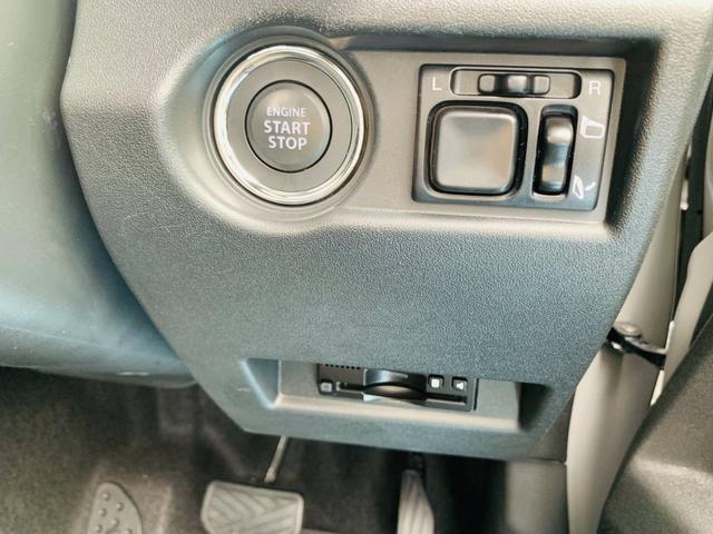 XC スズキセーフティサポート LEDライト SDナビTV バックカメラ ETC プッシュスタート BTオーディオ 社外ホイール(185/85R16) 電格ミラー(13枚目)
