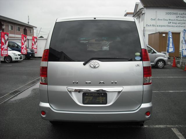 トヨタ ノア X Gセレクション 両側電動スライドドア スマートキー付