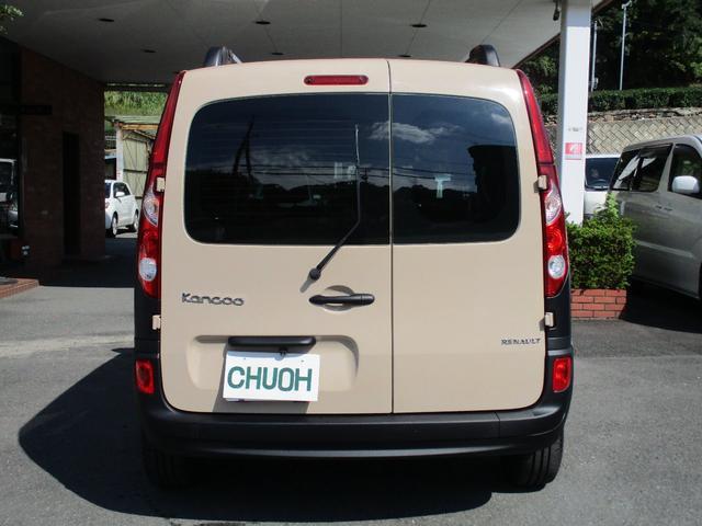 「ルノー」「カングー」「ミニバン・ワンボックス」「静岡県」の中古車3