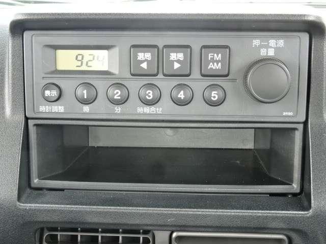 ホンダ アクティトラック SDX ワンオーナー車 3方開 純正ラジオ