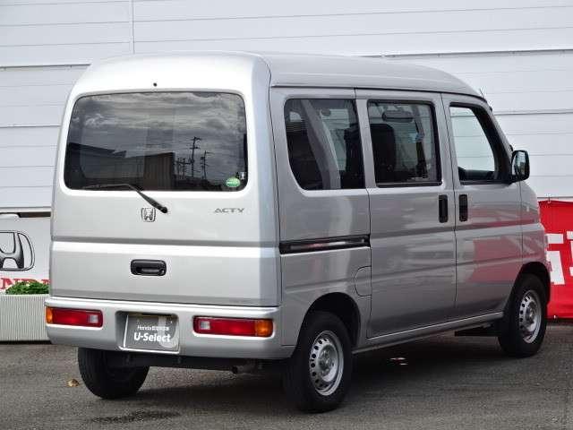 「ホンダ」「アクティバン」「軽自動車」「静岡県」の中古車2