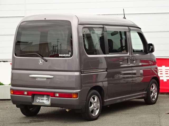 「ホンダ」「バモスホビオ」「コンパクトカー」「静岡県」の中古車2
