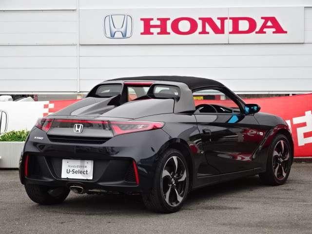 「ホンダ」「S660」「オープンカー」「静岡県」の中古車2