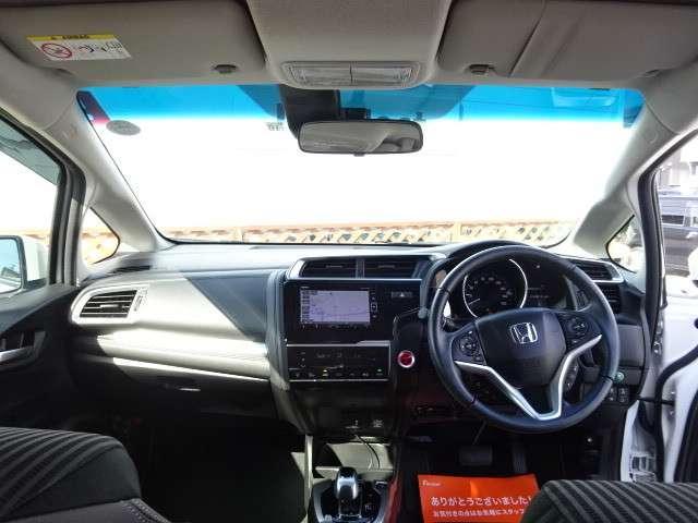 L ホンダセンシング ワンオーナー車 純正ナビ ETC車載器(4枚目)