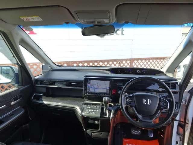 スパーダ・クールスピリット ホンダセンシング ワンオーナー車 純正ナビ ETC車載器(4枚目)