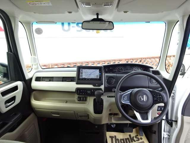 G・Lホンダセンシング ワンオーナー車 純正ナビ ETC車載器(4枚目)