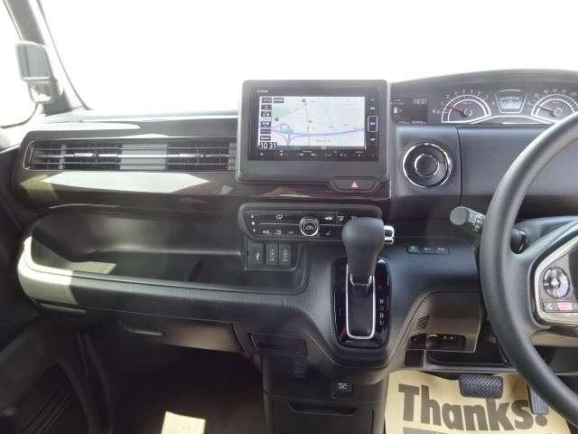 G・Lホンダセンシング ワンオーナー車 純正ナビ ETC車載器(12枚目)