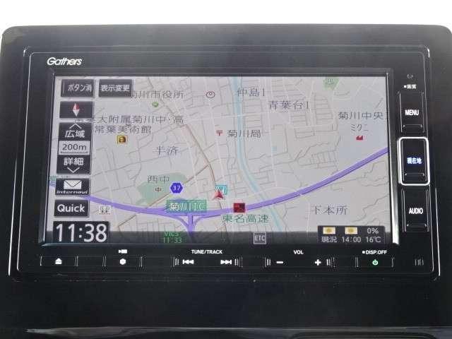 G・Lターボホンダセンシング ワンオーナー車 純正ナビ ETC車載器(13枚目)