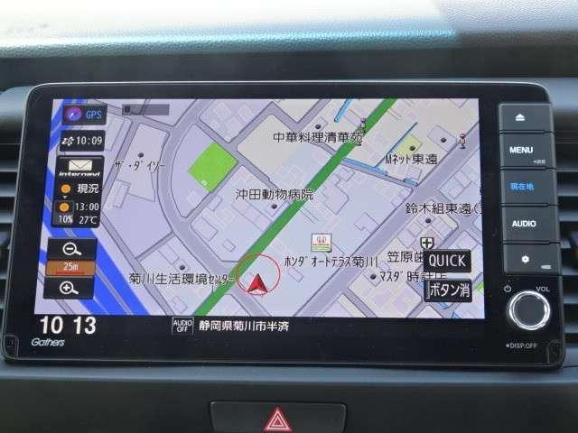 e:HEVホーム 当社デモカー 純正ナビ ETC車載器(13枚目)