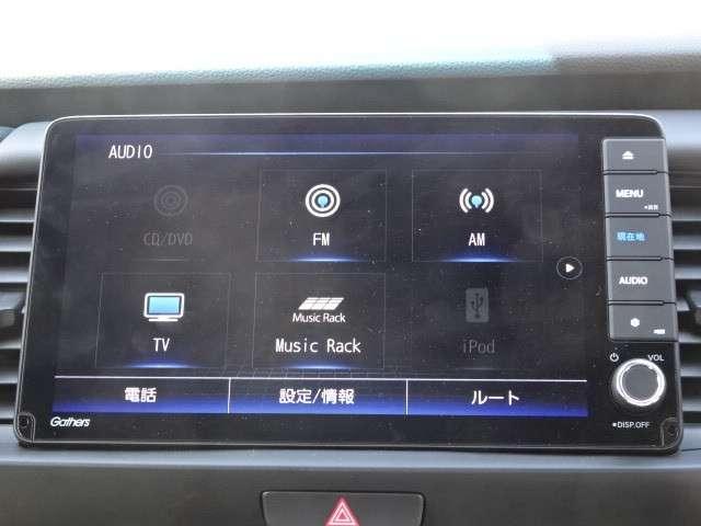 e:HEVホーム 当社デモカー 純正ナビ ETC車載器(14枚目)