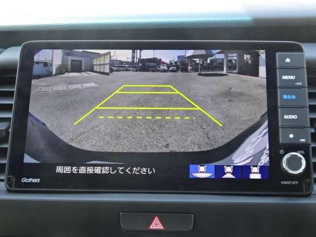 e:HEVホーム 当社デモカー 純正ナビ ETC車載器(15枚目)