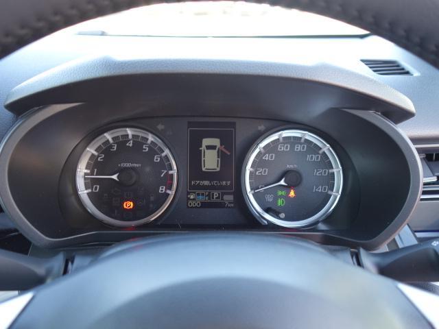 カスタム RS ハイパーSAIII/LED/届出済未使用車(18枚目)