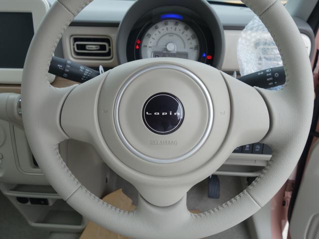スズキ アルトラパン S タイプ LED オートAC 届出済未使用車