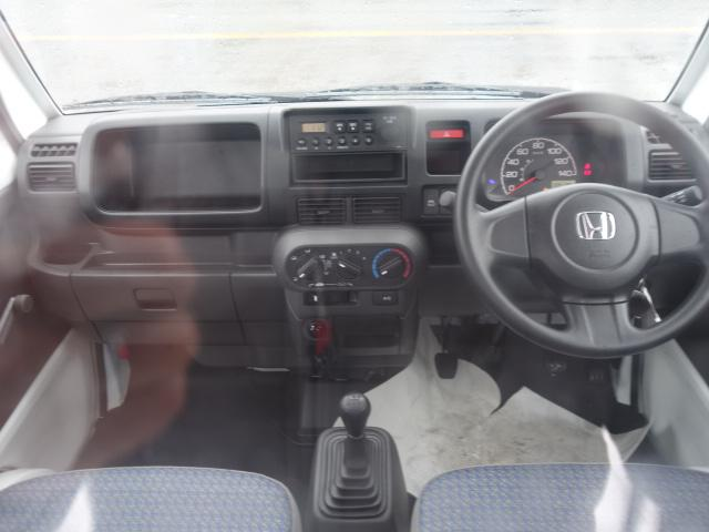 ホンダ アクティトラック SDX ガードパイプ付鳥居 5MT 2WD 届出済未使用車