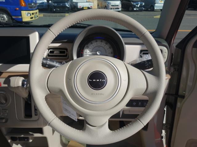 スズキ アルトラパン S LEDヘッド スマートキー 届出済未使用車