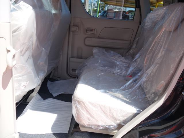 スズキ ワゴンR ハイブリッドFX 内装ベージュ キーレス 届出済未使用車