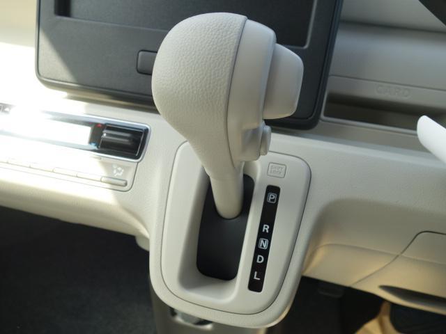 スズキ ワゴンR ハイブリッドFX セーフティパッケージ装着車 内装ベージュ