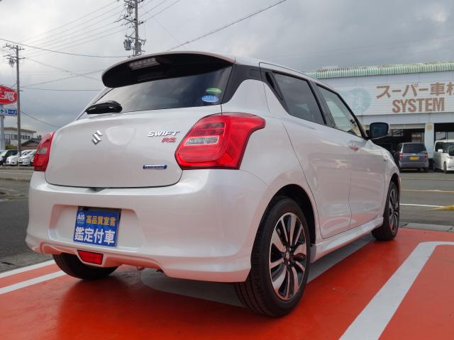 RS 5MT LEDヘッドライト 登録済未使用車(8枚目)