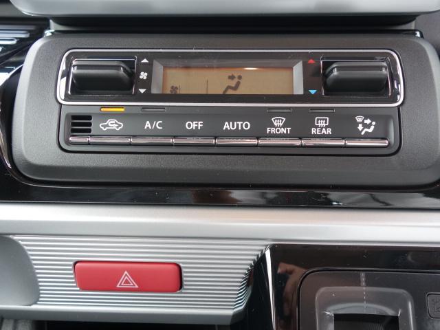 スズキ スペーシアカスタム ハイブリッドXS 両側電動ドア LED 届出済未使用車